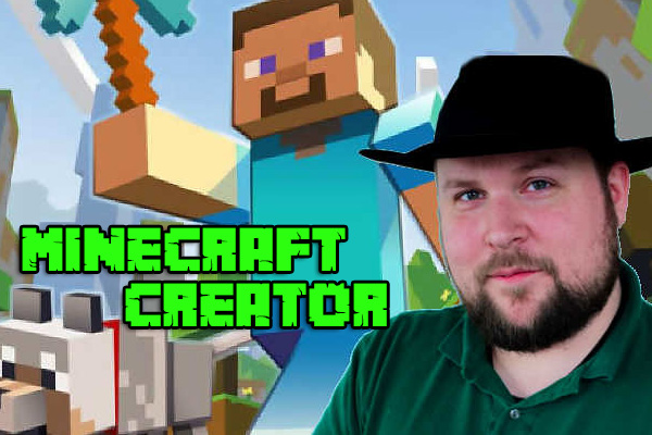 """The Story of Minecraft: A Deep Dive into Markus """"Notch"""" Persson"""